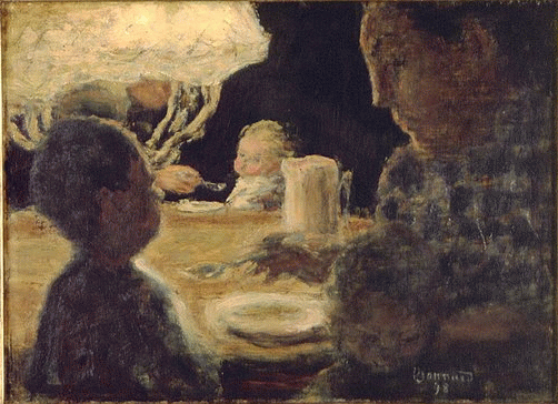 009_pierre-bonnard_theredlist-lunck-by-lamplight-1898